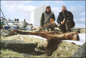 Dennis Dunn World Record Grizzly