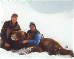 Kenny Danielson 23+ Bear